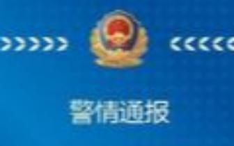 宜宾金沙广场命案告破,嫌疑人落网警方通报案情