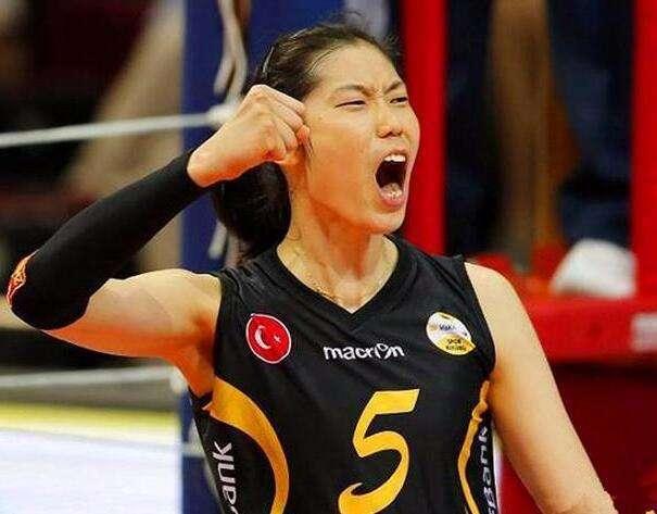 朱婷19分中国女排3