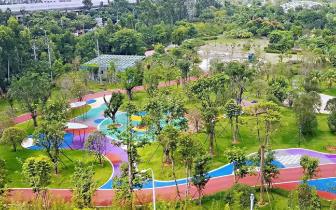 儿童公园启动改造提升 预计年底完工元旦开放