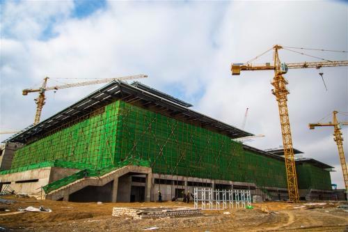 唐山举行第三季度省市重点项目集中开工活动