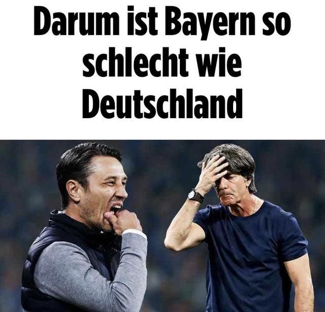 比埃尔霍夫:现在的拜仁和世界杯时的德国队很相似