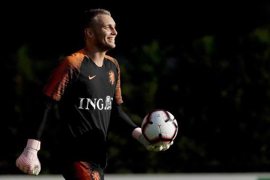 西莱森在荷兰国家队