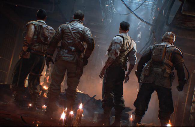 《使命召唤:黑色行动4》发售在即 僵尸及大逃杀模式预告放出