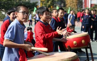 石家庄市第四十中学教育集团第44届田径运动会举行