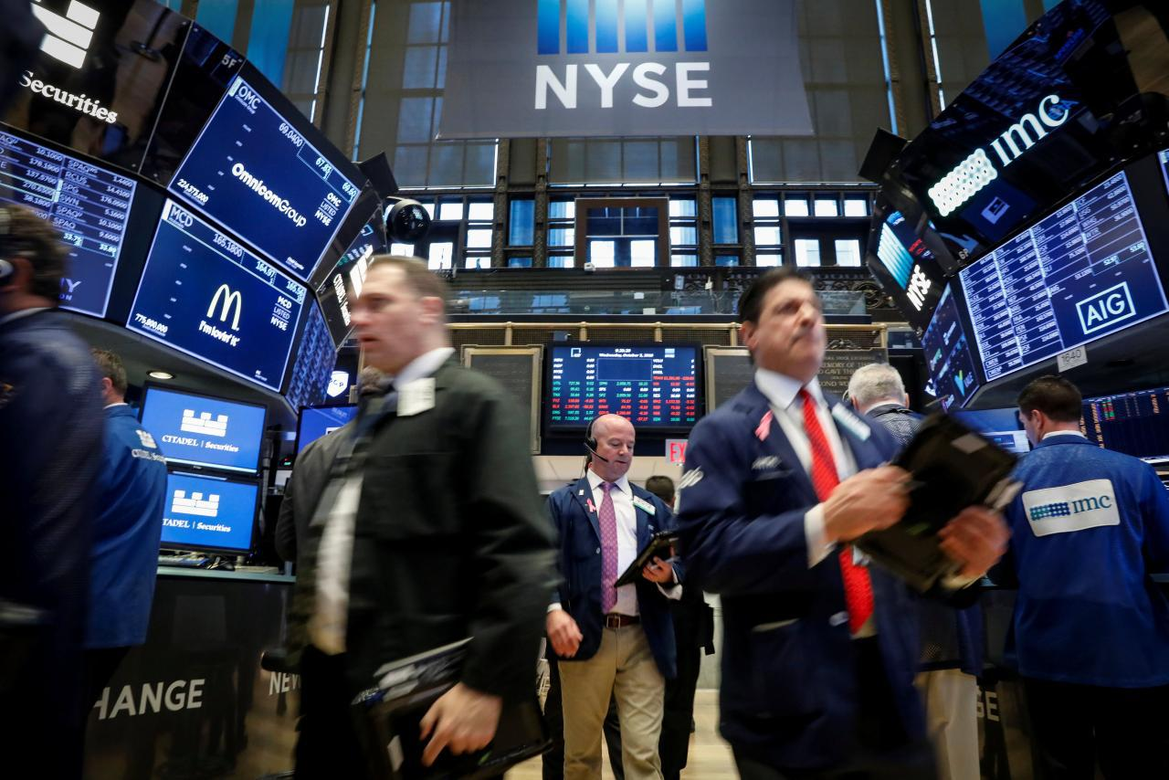 美科技股遭遇7年来最惨下跌 亚马逊跌幅超100美元