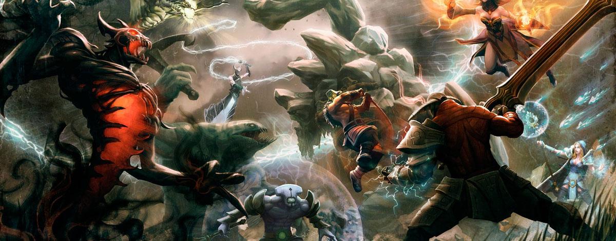 魔兽争霸3:大神精选RPG 永恒经典军团战争!