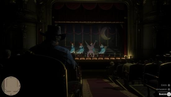 《荒野大镖客2》海量细节汇总 鸣枪示警 吹哨取乐!