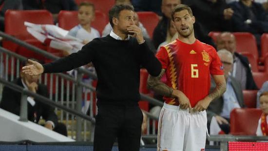西国脚疑似诈伤拒国家队却踢热身赛 恩里克:随他去吧