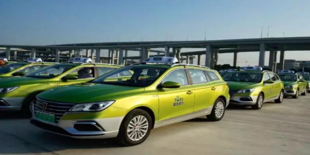 沪新一批纯电动出租车运价公布!