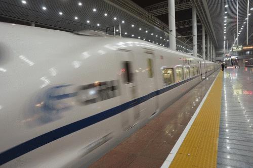 又一条环渤海高铁12月开工 青岛到天津只用2小时