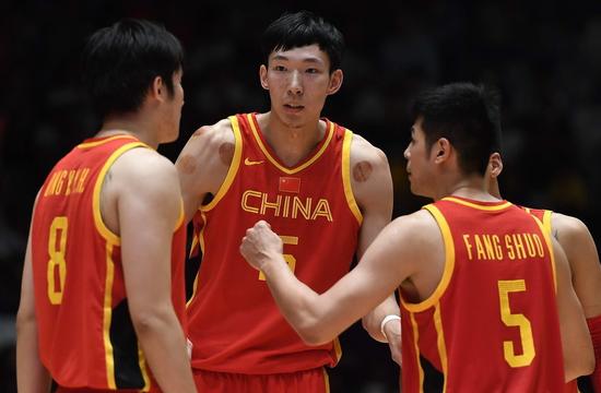 亚运会中国运动员传播影响力榜发布 男篮五人入选