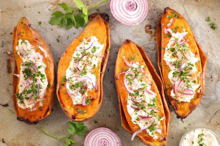 红薯的5大益处:提供优质碳水 适合跑前吃
