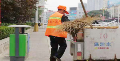 文安县以就业帮扶带动贫困户增收脱贫!