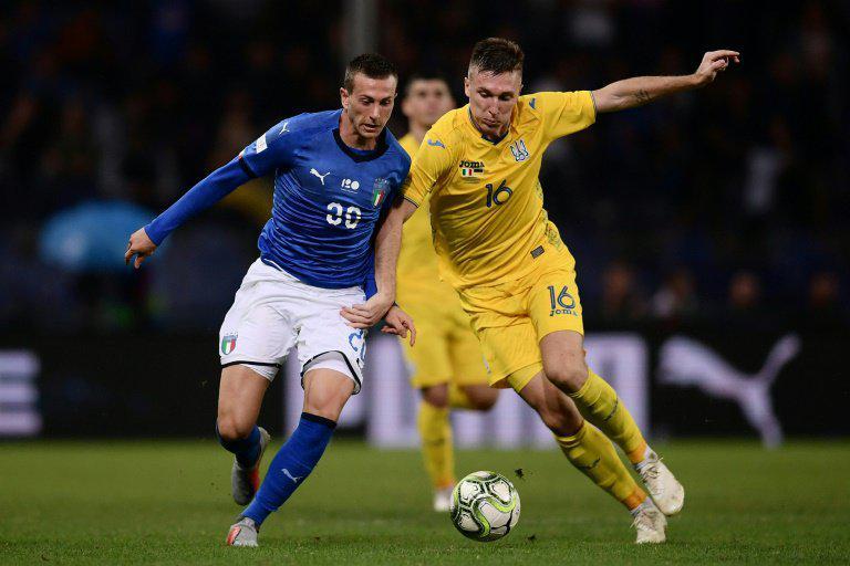 舍瓦回家!尤文颜王破门 意大利1-1乌克兰5场不胜