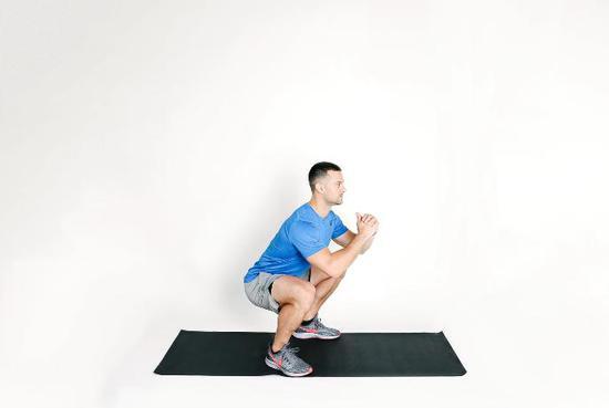 6项体重训练适合初跑者 增强力量防受伤