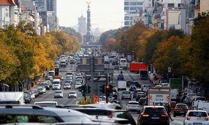 德法院下令在柏林部分道路禁止柴油车上路