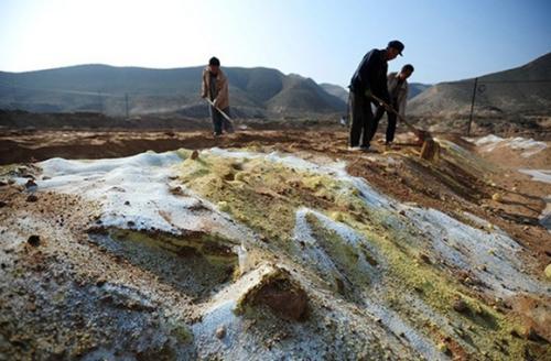 阳煤集团7登生态环境部黑榜 屡闯蓝天保卫战红灯