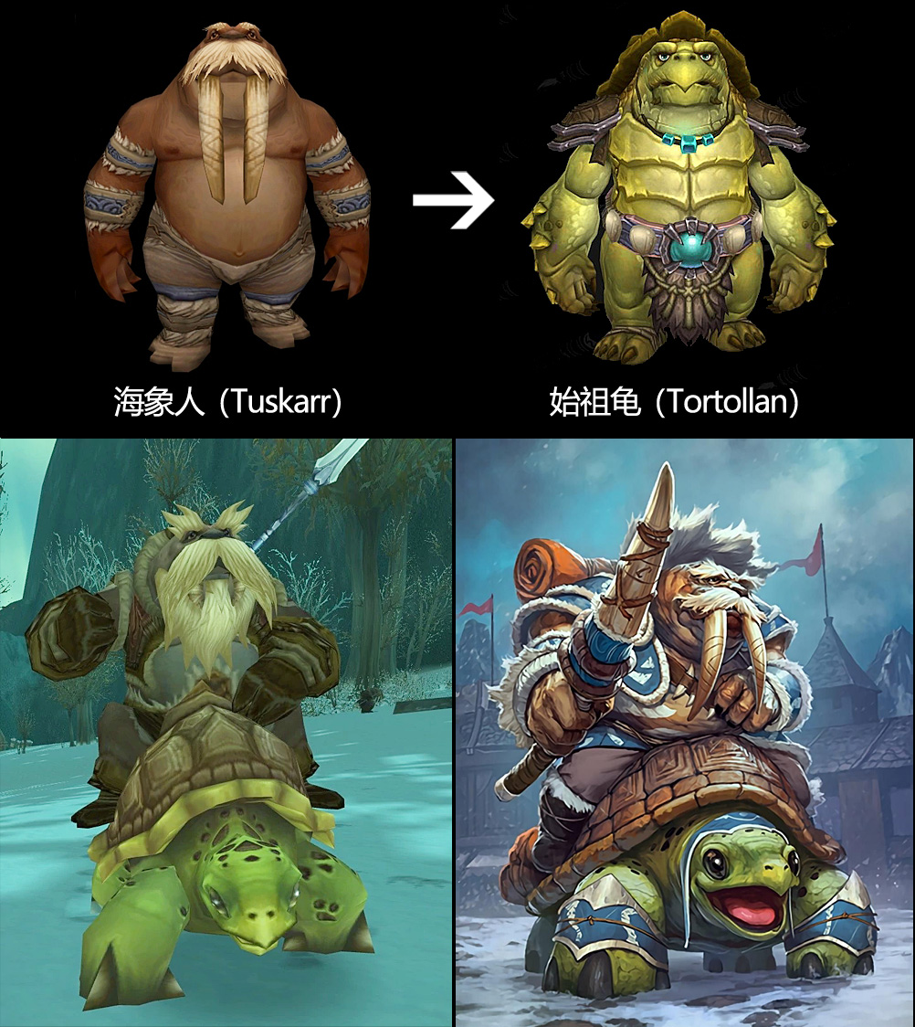 始祖龟补完:一只海龟成功入水