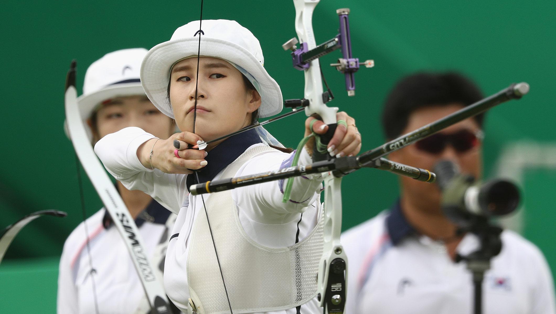 韩国人到底多爱射箭?最近他们又双叒叕把李世民射瞎了……