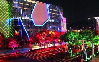 """虹桥商务区华丽转身 """"第一眼上海""""让人惊艳"""