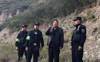 甘孜特警已抵达金沙江堰塞湖现场开展应急疏散工作