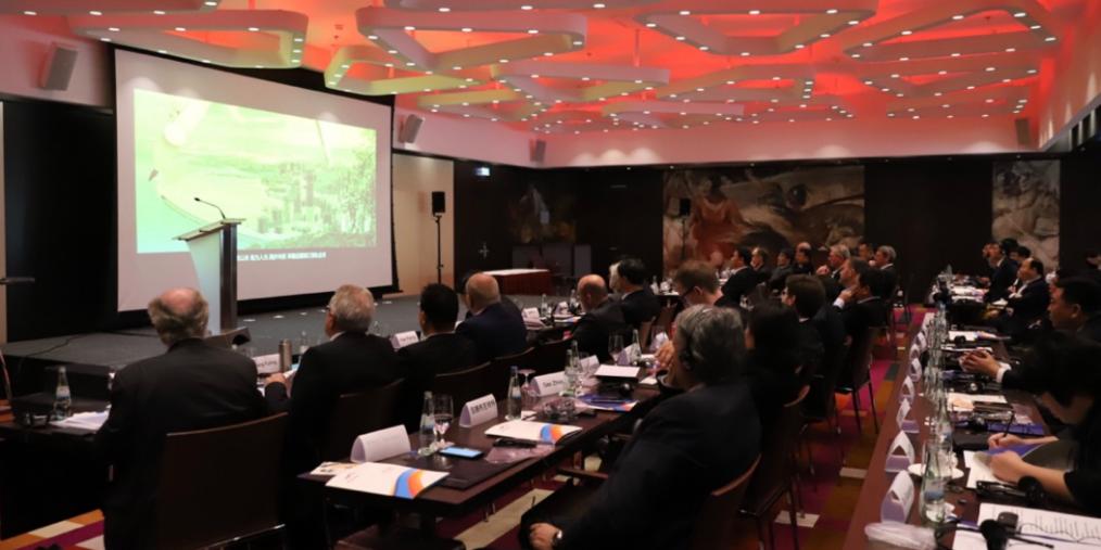 中国潍坊(慕尼黑)经贸洽谈会成功举行