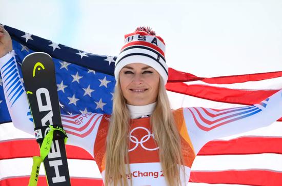 滑雪女皇沃恩本赛季后退役 最靓丽风景线将谢幕