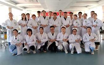 南阳医专一附院康复医学科