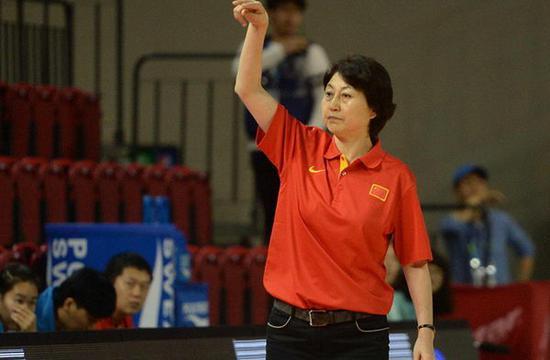全新新疆女篮平均年龄23岁 前辽宁三冠教头掌帅印