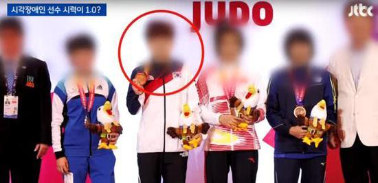 亚残会韩国选手冒充视力障碍者参赛 还拿了金牌