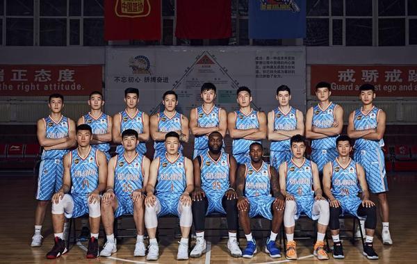 2018-2019赛季CBA联赛:新疆广汇队官方写真