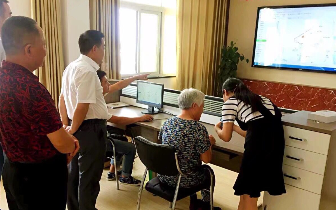 区民政局开展全区养老机构消防安全大检查