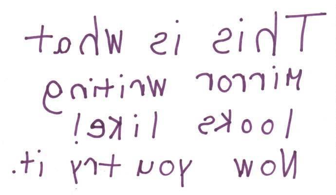 拼音b变d 一年级小学生为啥会写镜像字?