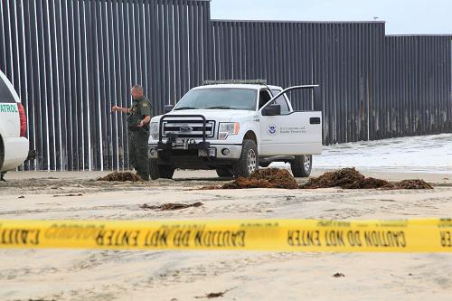 墨西哥运毒隧道延伸至美国境内 还配备太阳能照明