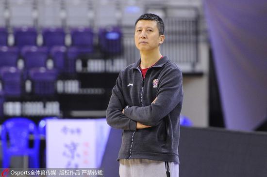郭士强:伤病是辽篮最大敌人 扎达尔锦标赛收获巨大