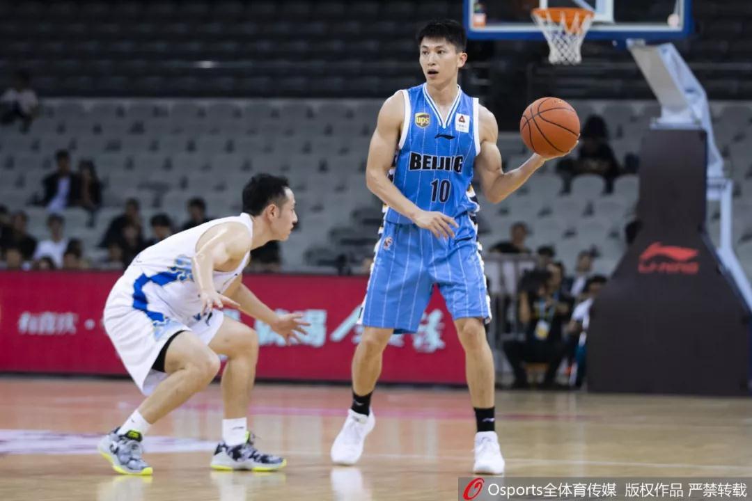 北京队获季前赛常熟赛区冠军 江苏双雄排三四名
