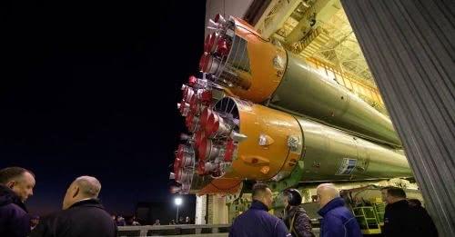 俄飞船发射后出故障 宇航员一度失联承受6个G引力