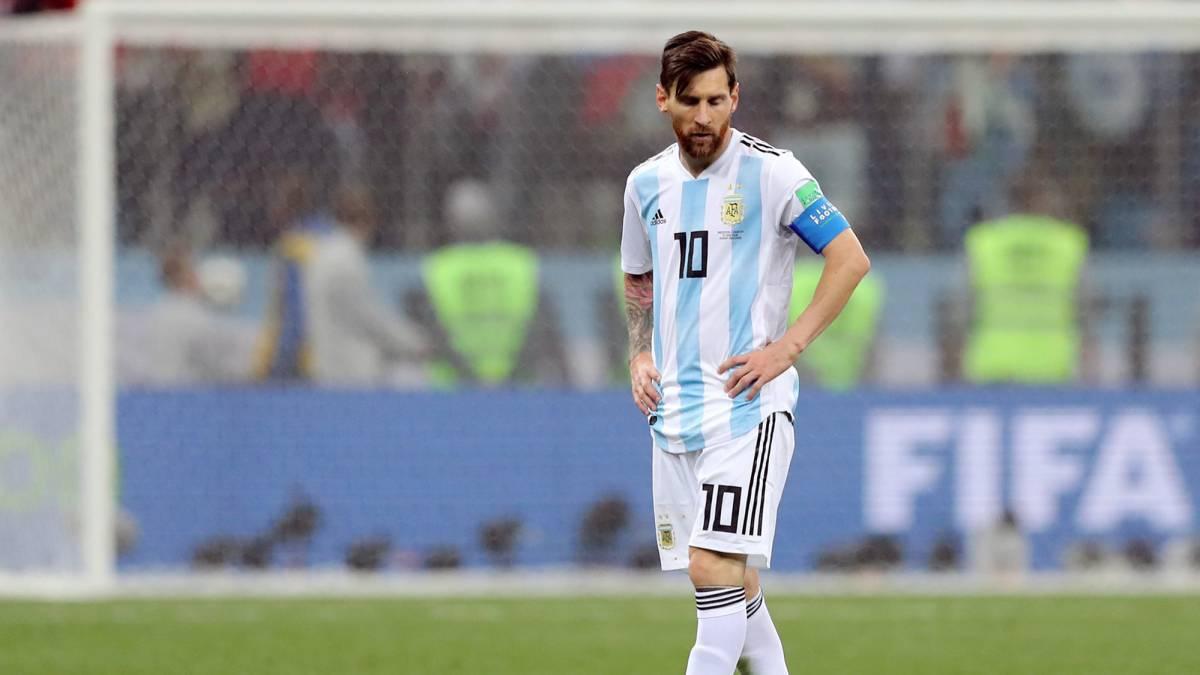 针对谁?法国足球删除金球民调 梅西拒11月回国家队