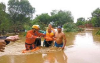 邯郸水上救援队长一个个感人的故事
