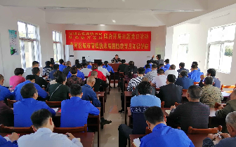 """孝南区掀起""""十进十建""""活动热潮"""