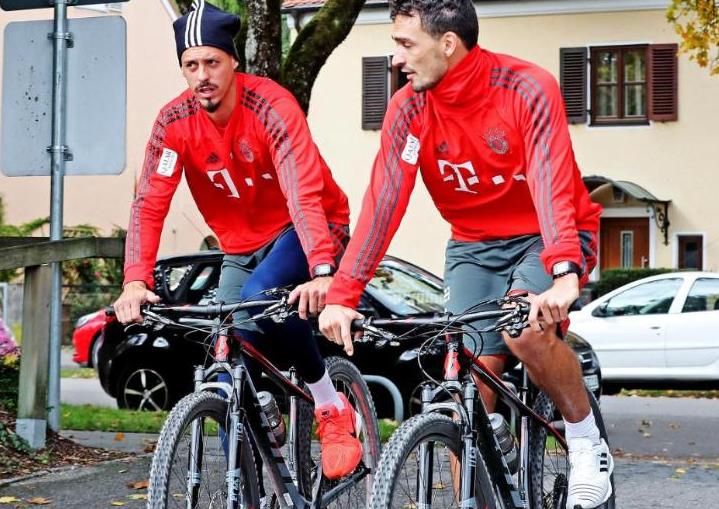 德媒再爆科瓦奇与球员矛盾 自行车训练法太差劲!