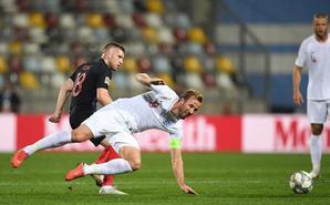 中柱+失单刀 英格兰0-0克罗地亚