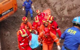 达州地陷生死搜救50小时,让这45人整建制缺席了