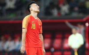 友谊赛:中国0-0印度 郜林武磊中柱