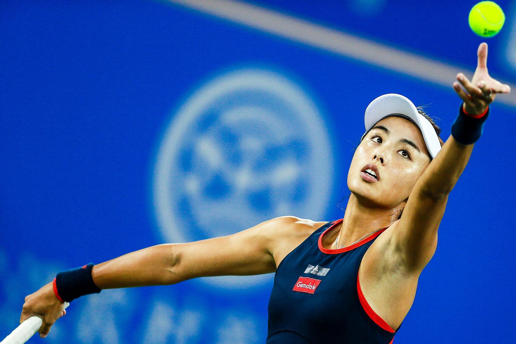 香港赛王蔷首胜top5再胜大满贯冠军 与黑马争冠