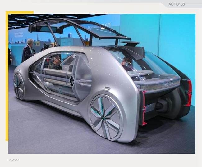 120年的不懈努力 雷诺汽车的过去与未来