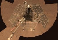 """火星即将进入多风季节 """"机遇号""""或能很快被唤"""