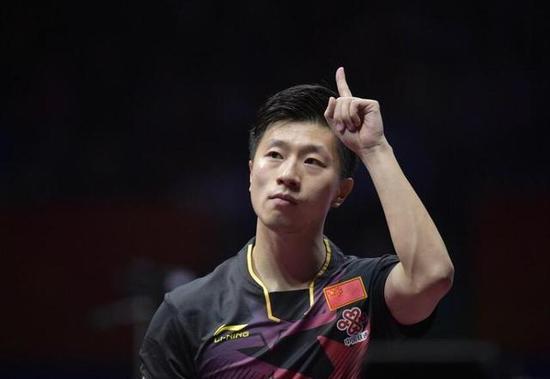 乒超马龙首秀两分率鲁能连胜 樊振东领衔八一3-0