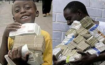 恶性通胀魅影再现!津巴布韦人民疯狂囤积必需品