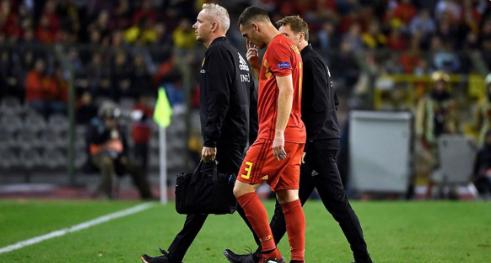 FIFA病毒!维尔马伦受伤 巴萨遇危机?仅剩两中卫